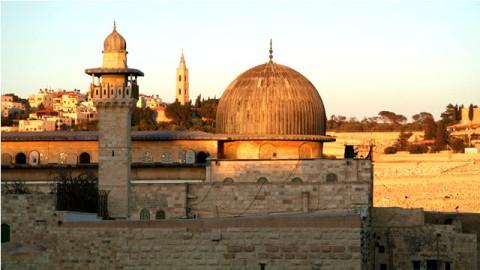 al-Aqsa-Jerusalem