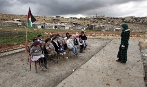 PALESTINIAN-ISRAEL-CONFLICT-BEDOUIN