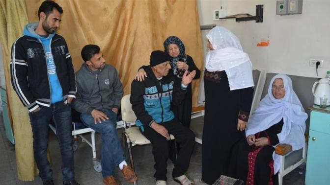 Circa 1500 persone ogni anno a Gaza hanno diagnosticato un cancro.